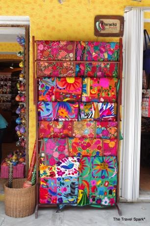 Playa del Carmen textiles